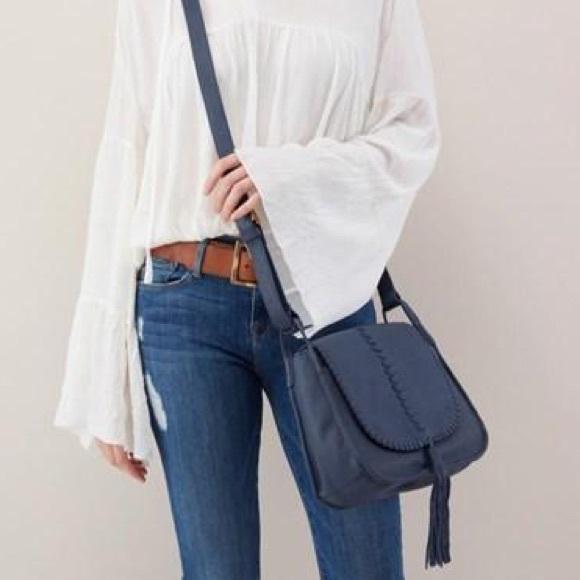 HOBO Handbags - •new• HOBO Brio Leather Crossbody